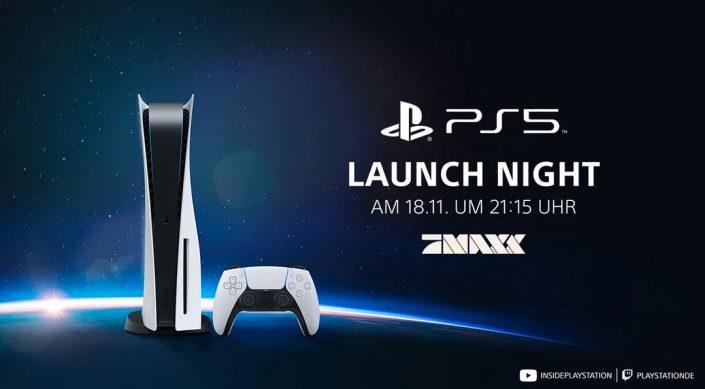 PS5: Launch-Event mit Gewinnspiel angekündigt
