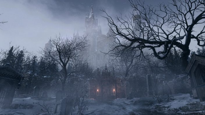 Resident Evil Village: Horror-Abenteuer offenbar mit Metroidvania-Elementen