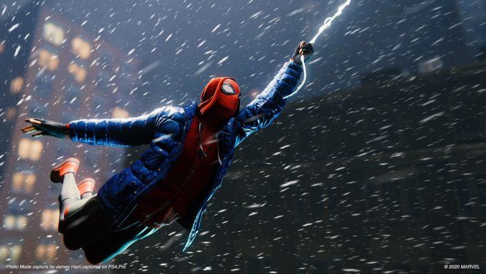 "Spider-Man Remastered: ""Performance RT""-Modus folgt in Kürze"