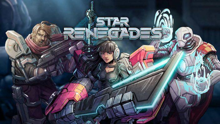 Star Renegades: Rougelike-Rollenspiel mit einem Trailer für die Konsolen angekündigt