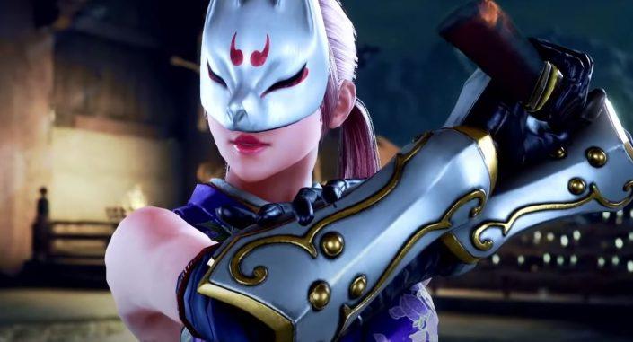 Tekken 7: Vierte Season mit Kunimitsu und Vermillion Gates – Termin und Launch-Trailer