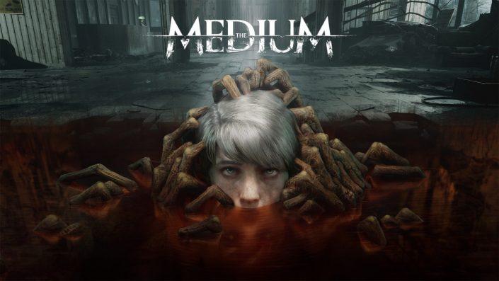 The Medium: Mit Trailer und Termin für PS5 angekündigt