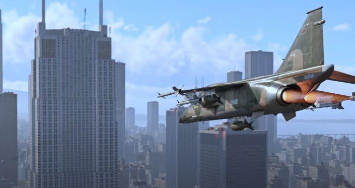 War Thunder: New Power-Update mit Verbesserungen für PS5 und Xbox Series X