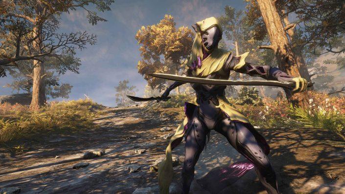 Warframe: Shooter für PS5 veröffentlicht