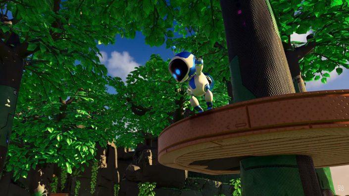 Astro's Playroom: Trotz vorhandener Ideen aktuell kein neues Projekt geplant