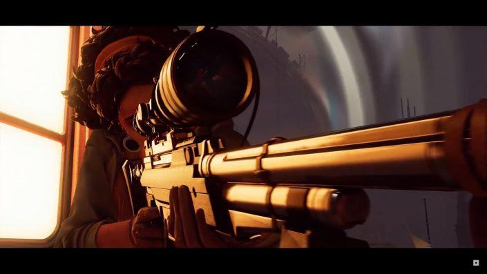 Deathloop: Promo-Bild zeigt die Inhalte der Deluxe-Edition