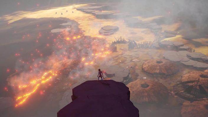 Gods Will Fall: Actionreiches Fantasy-Game für PC und Konsolen angekündigt