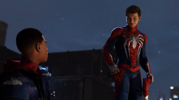 Spider-Man Miles Morales: Launch-Trailer eingetroffen