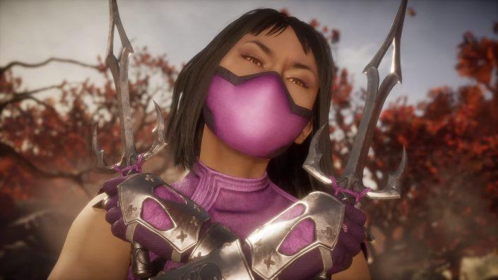 Mortal Kombat 11 Ultimate: Aus Krossplay wird das Kross-Generation-Feature – Mileena im neuen Trailer