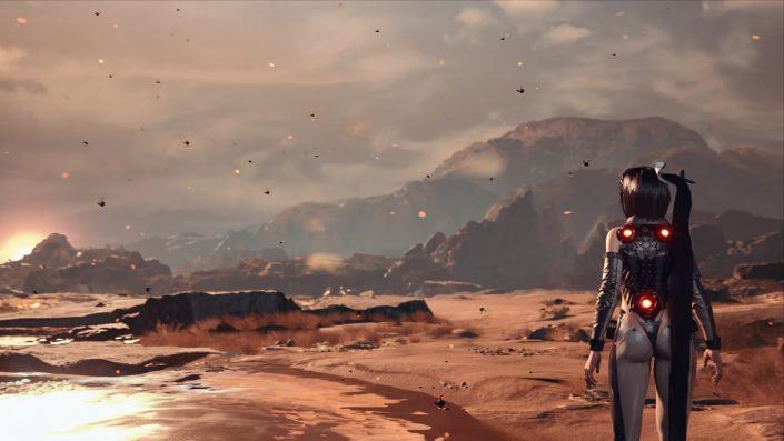 Project EVE: Erste Gameplay-Szenen zum 2019 angekündigten Action-Spiel