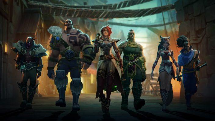 Ruined King – A League of Legends Story: Erster Gameplay-Trailer – Release verzögert sich