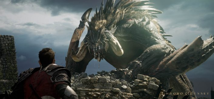 Chrono Odyssey: Stimmungsvoller Trailer kündigt neues Fantasy-MMORPG an