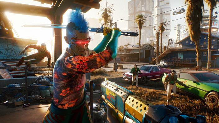 Cyberpunk 2077: CD Projekt RED verkündet aktuelle Verkaufszahlen