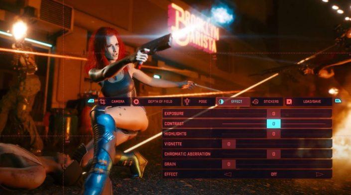Cyberpunk 2077: Das alles kann der Fotomodus