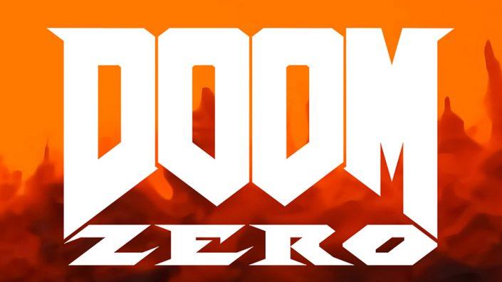 """Doom & Doom 2: Neue Erweiterung """"Doom Zero"""" mit zusätzlichen Levels steht bereit"""