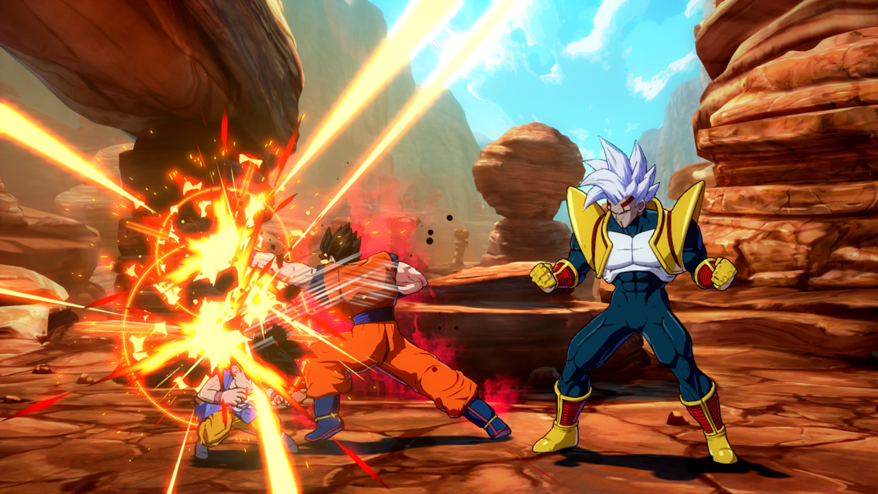 Dragon Ball FighterZ – Screenshot 02