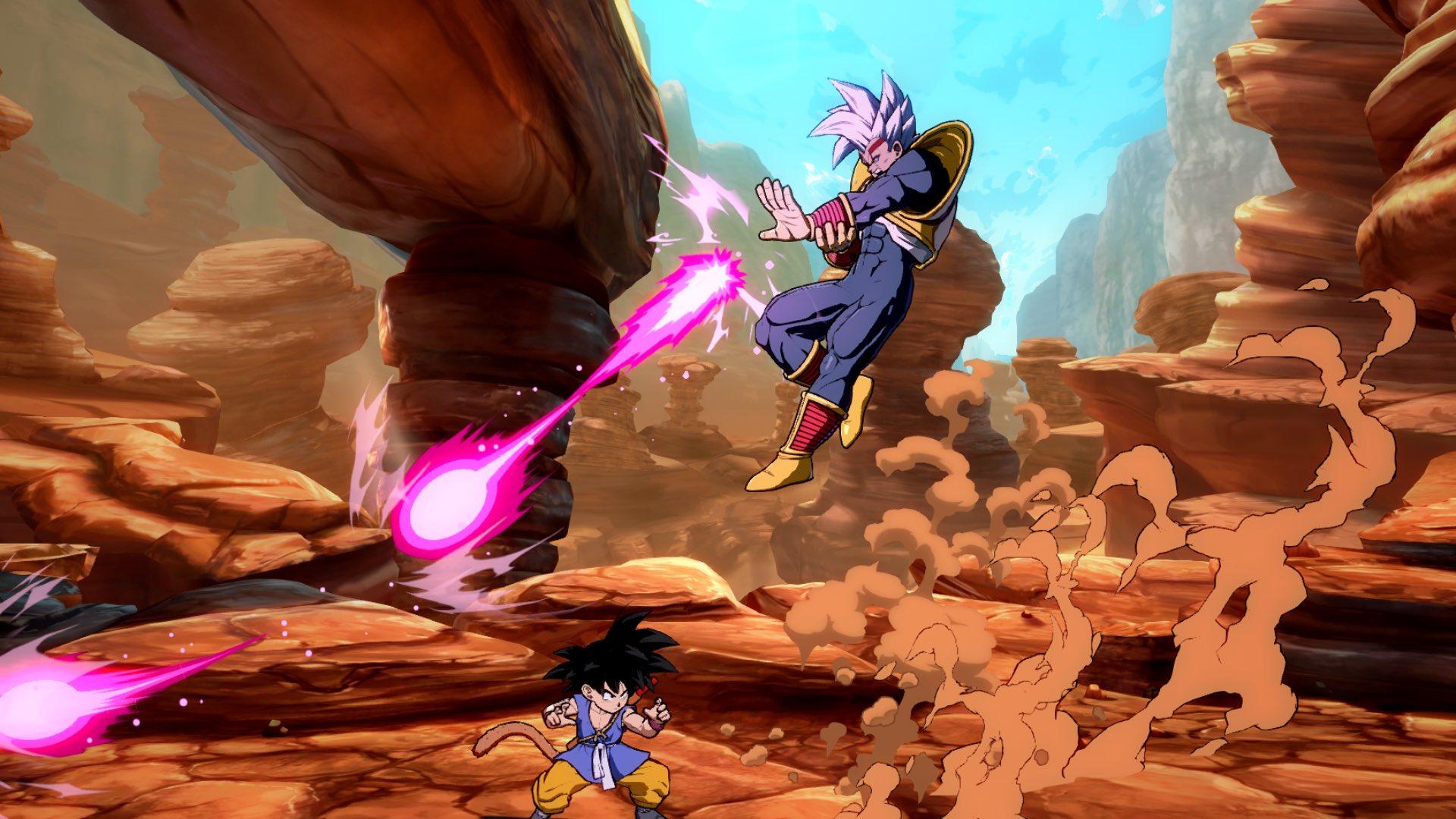 Dragon Ball FighterZ – Screenshot 03