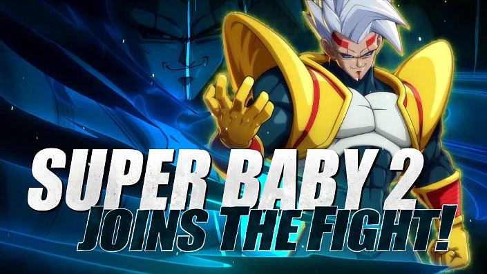 Dragon Ball FighterZ: Super Baby 2-Trailer & Gogeta (SS4)-DLC angekündigt