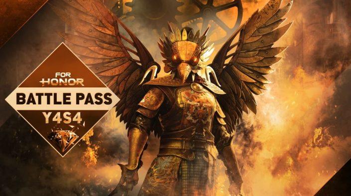 For Honor: Year 4 Season 4 Mayhem mit Launch-Trailer veröffentlicht