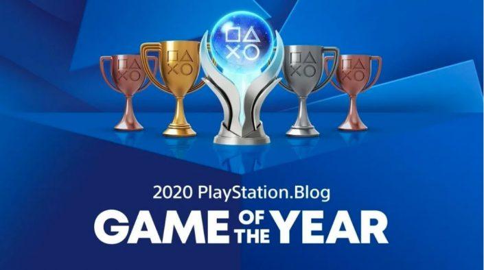 PlayStation Blog: Game of the Year-Abstimmung gestartet