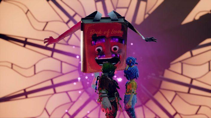 It Takes Two: Kommentierte Spielszenen aus dem kooperativen Abenteuer