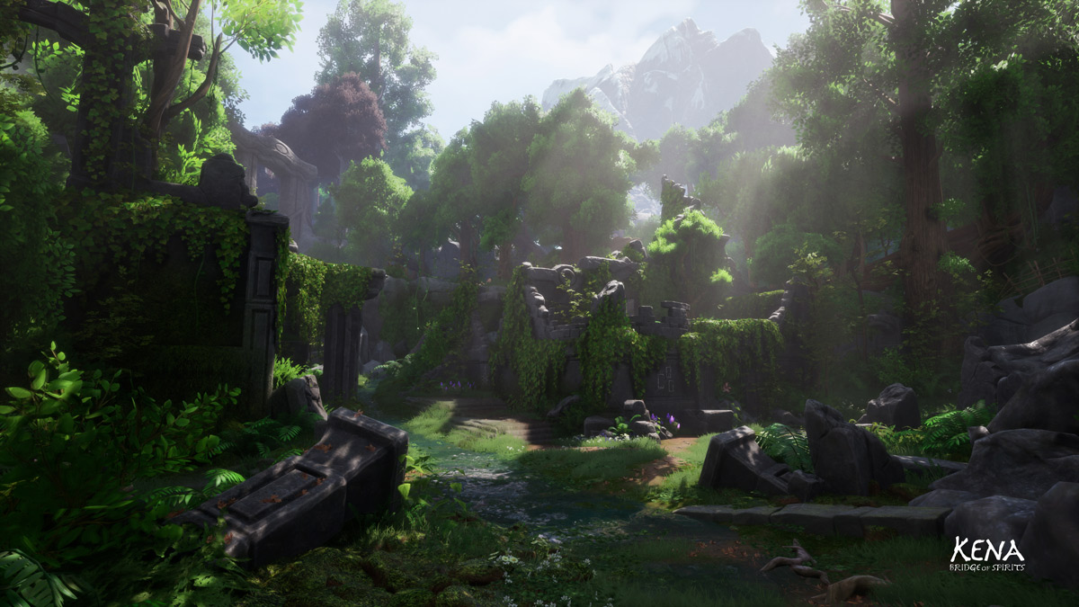 Kena Bridge of Spirits Screenshot #1