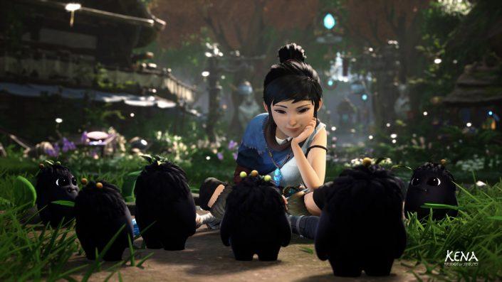 Kena Bridge of Spirits: Release-Termin und neuer Trailer zum charmanten Action-Adventure