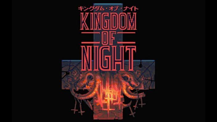 Kingdom of Night: Das isometrische Rollenspiel im neuen Trailer präsentiert