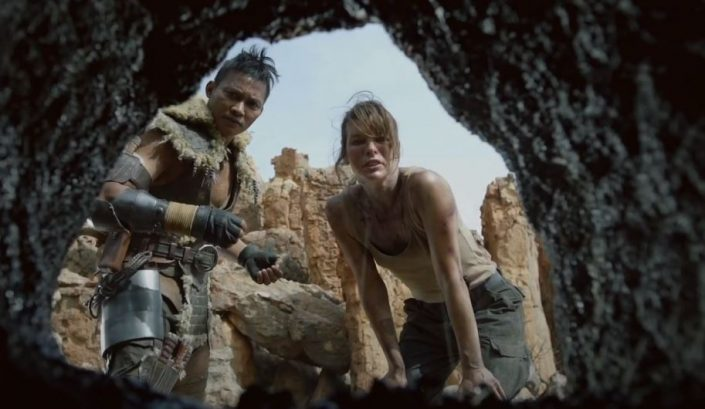 Monster Hunter: Film-Trailer mit Milla Jovovich, Tony Jaa und Monstern