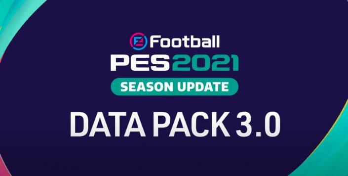 PES 2021: Data Pack 3.0 zum Download – Diese Inhalte sind dabei