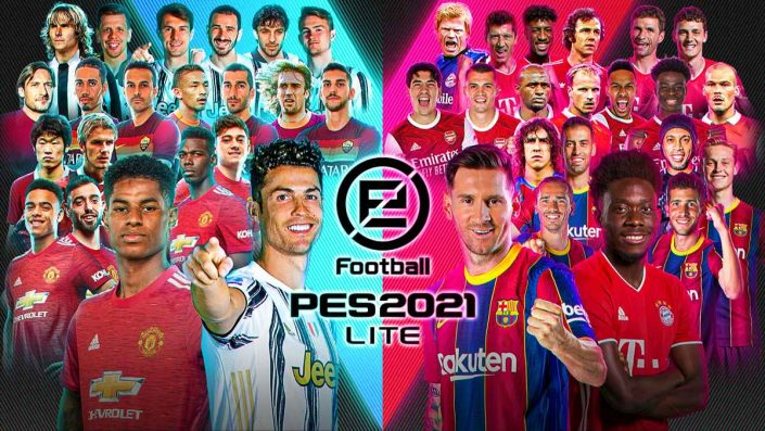 PES 2021 Lite: Free-2-Play-Version zum Download bereit