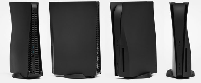 PS5 Faceplates: Der nächste Hersteller kündigt Custom-Seitenteile an