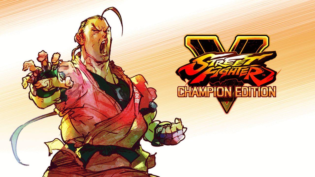 Street Fighter 5 – Dan Hibiki