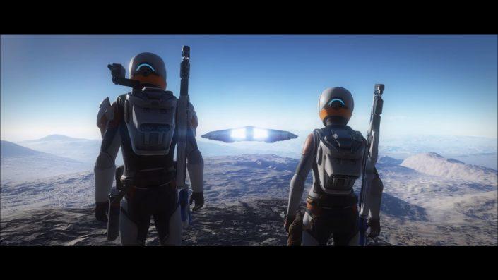 Elite Dangerous Odyssey: COVID-19 sorgt für Verschiebung der Konsolen-Version