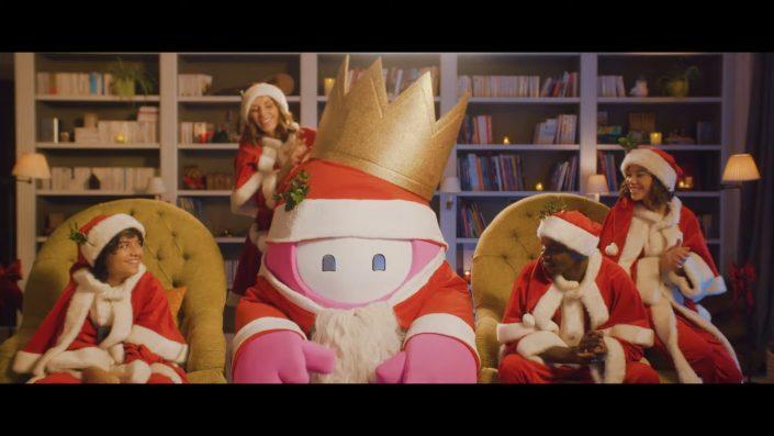 Fall Guys: Weihnachtsvideo stimmt auf die Feiertage ein – Gratis-Outfit verfügbar