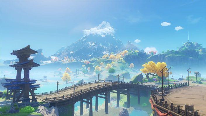 Genshin Impact: Update 1.2 mit Trailer angekündigt – neue Region, Season-Event und mehr