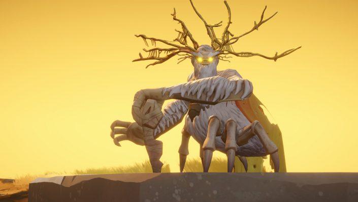 Gods Will Fall: Das düstere Fantasy-Abenteuer im neuen Trailer vorgestellt