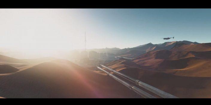 Hitman 3: Cinematisches Eröffnungsvideo zeigt Agent 47 in den Emiraten