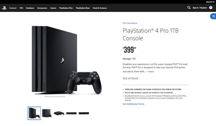 PS4 Pro: Wird die Produktion eingestellt?