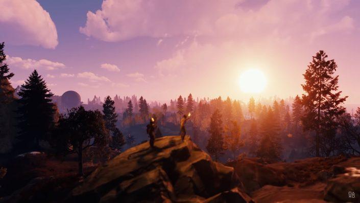 Rust Console Edition: Release für PS4 eingegrenzt und Teaser-Trailer