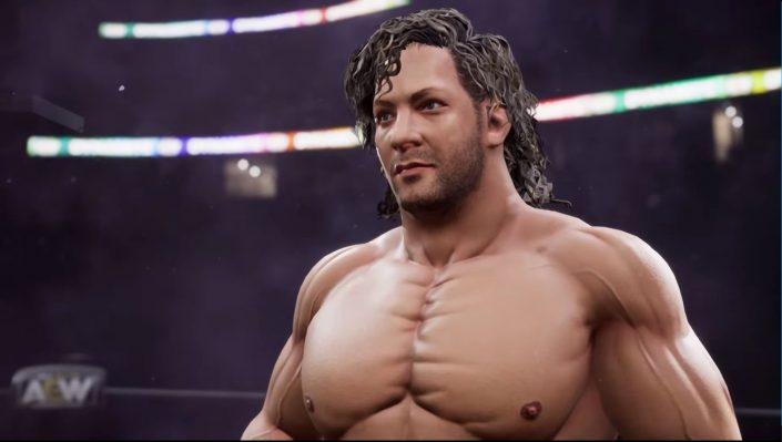 AEW: Neue Details zum Wrestlingspiel enthüllt