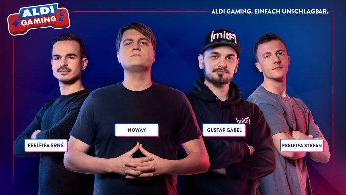 ALDI Gaming: Der Discounter möchte sich in der Gaming-Szene etablieren