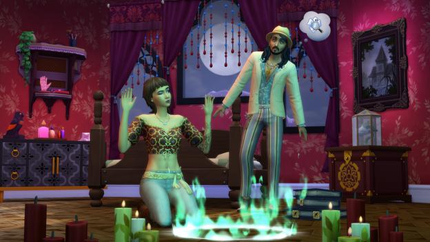 """Die Sims 4: Accessoire-Pack """"Paranormale Phänomene"""" veröffentlicht"""