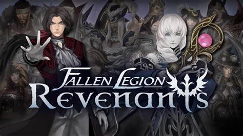 Fallen Legion Revenants: Demo und frischer Trailer zum Rollenspiel veröffentlicht