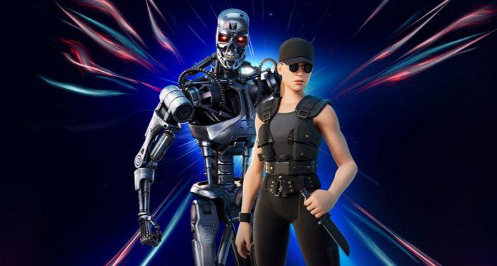Fortnite: T-800 und Sarah Connor mischen künftig mit