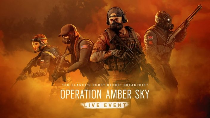 Ghost Recon Breakpoint: Crossover-Event mit Rainbow Six Siege und Free Weekend