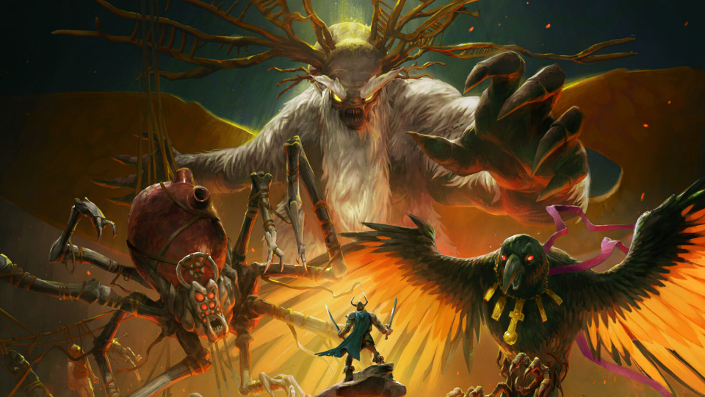 Gods Will Fall: Action-RPG veröffentlicht und im Launch-Trailer präsentiert