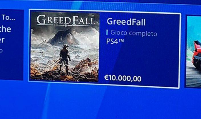 PlayStation Store: Spiele für 10.000 Euro gelistet