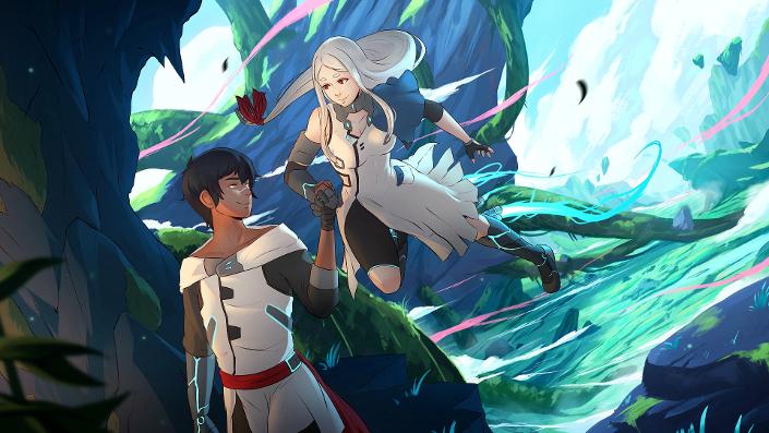 Haven: Rollenspiel mit einem passenden Trailer für die PS4 veröffentlicht
