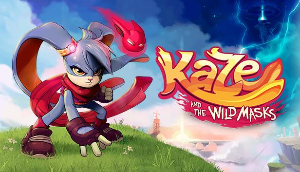 Kaze and the Wild Masks: Der Indie-Plattformer hat einen Termin